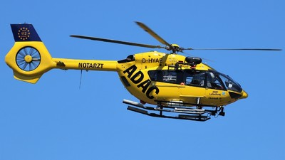 D-HYAE - Airbus Helicopters H145 - ADAC Luftrettung