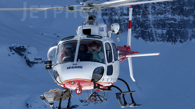 HB-ZCZ - Eurocopter AS 350B3 Ecureuil - Air Glaciers