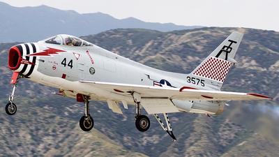 N400FS - North American FJ-4B Fury - Private