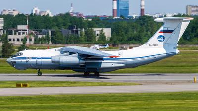 RA-78831 - Ilyushin IL-76MD - Russia - 224th Flight Unit State Airline