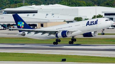 A picture of PRAIS - Airbus A330243 - [1492] - © Angel Duran