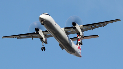 SP-EQL - Bombardier Dash 8-Q402 - LOT Polish Airlines