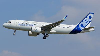 F-WNEO - Airbus A320-271N - Airbus Industrie