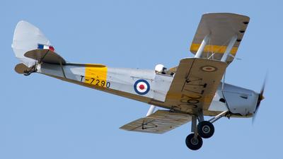 A picture of GANNK - De Havilland DH82 Tiger Moth - [83804] - © Dutch