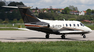 G-FXCR - Hawker Beechcraft 400XP - Flairjet