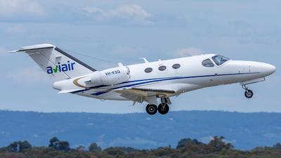 VH-KSQ - Cessna 501 Citation Stallion - Aviair
