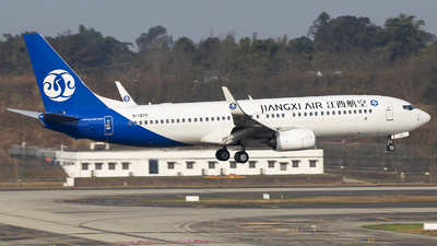 A picture of B1270 - Boeing 73785C - Jiangxi Air - © XieTM