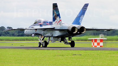 188781 - McDonnell Douglas CF-188 Hornet - Canada - Royal Canadian Air Force (RCAF)