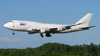 EW-511TQ - Boeing 747-412(BCF) - RubyStar