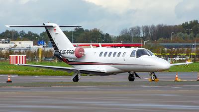 A picture of OEFGB - Cessna 525A CitationJet CJ2 - [525A0108] - © Dutch