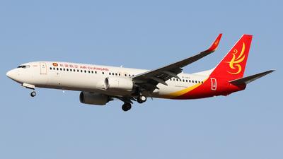 B-1163 - Boeing 737-84P - Air Changan