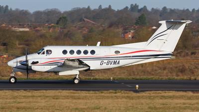 A picture of GBVMA - Beech B200 Super King Air -  - © Mark Stevens - Long Reach Images