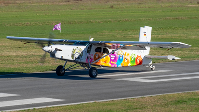 D-FSKY - Pilatus PC-6/B2-H4 Turbo Porter - Private