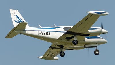 A picture of IVEBA - Piper PA30160 Twin Comanche - [30773] - © Alberto Ceriana