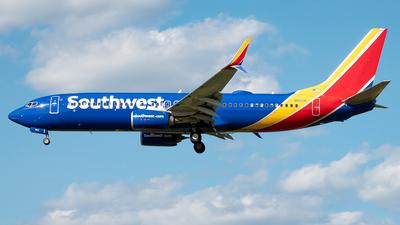 N8511K - Boeing 737-8H4 - Southwest Airlines