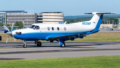 N531AF - Pilatus PC-12/47E - PlaneSense