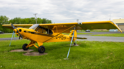 C-FQYF - Piper PA-18-150 Super Cub - Private
