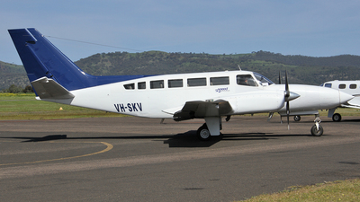 VH-SKV - Cessna 404 Titan - Private