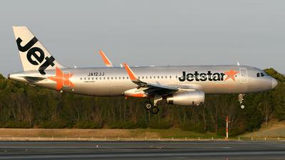 JA12JJ - Airbus A320-232 - Jetstar Japan Airlines