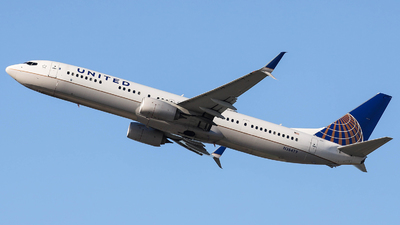 N38479 - Boeing 737-924ER - United Airlines