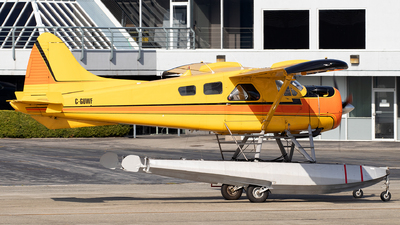 C-GUWF - De Havilland Canada DHC-2 Mk.I Beaver - Private