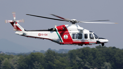 A picture of MM81749 - AgustaWestland AW139 -  - © nicl1984