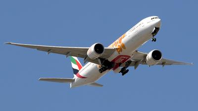 A6-EQO - Boeing 777-300ER - Emirates
