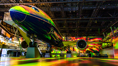 A picture of N787BA - Boeing 7878 Dreamliner - [40690] - © yukikerori
