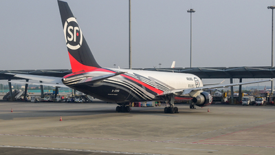 A picture of B208R - Boeing 76736D(ER)(BCF) - SF Airlines - © Ohara Mari
