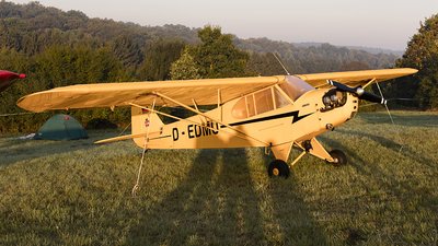 D-EDMU - Piper J-3C-65 Cub - Private
