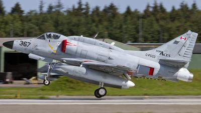 C-FGZD - McDonnell Douglas A-4N Skyhawk - Discovery Air