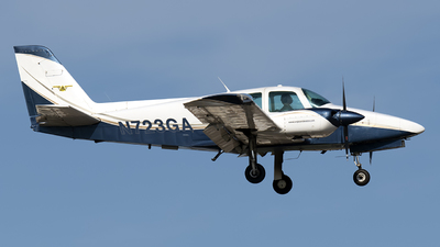 N723G - Grumman American GA-7 Cougar - Long Island Aviators