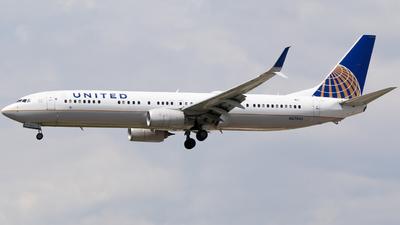 N67845 - Boeing 737-924ER - United Airlines