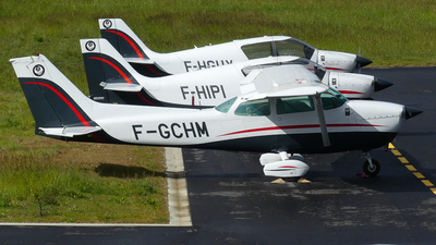 F-GCHM - Reims-Cessna F172N Skyhawk II - Private