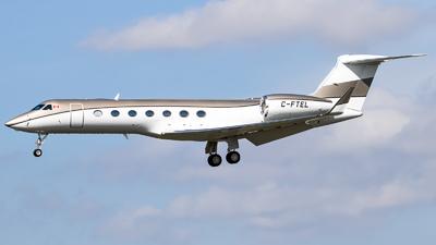 C-FTEL - Gulfstream G550 - Private