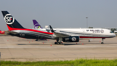 A picture of B1252 - Boeing 757223(PCF) - SF Airlines - © Jeppesen_Tu