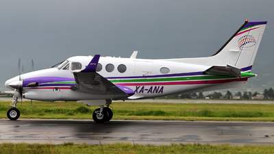 XA-ANA - Beechcraft C90GTx King Air - Private