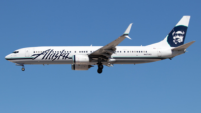 N471AS - Boeing 737-990ER - Alaska Airlines