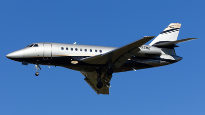 N955ME - Dassault Falcon 2000 - Private