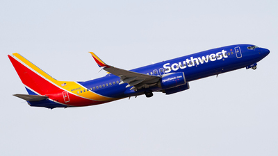 N8520Q - Boeing 737-8H4 - Southwest Airlines