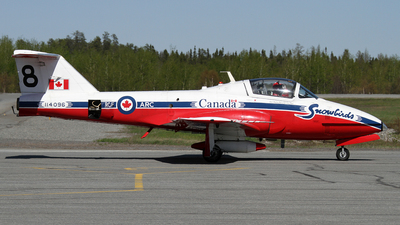 114096 - Canadair CT-114 Tutor - Canada - Royal Canadian Air Force (RCAF)