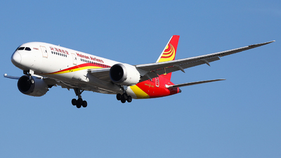 A picture of B2738 - Boeing 7878 Dreamliner - Hainan Airlines - © LANG