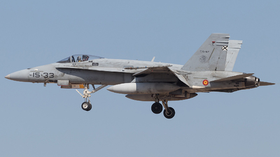 C.15-67 - McDonnell Douglas EF-18M Hornet - Spain - Air Force
