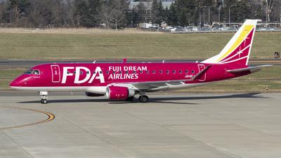 JA14FJ - Embraer 170-200STD - Fuji Dream Airlines