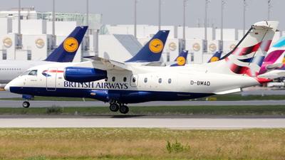 A picture of DBMAD - Dornier Do328JET310 - British Airways - © Stefan Bratner