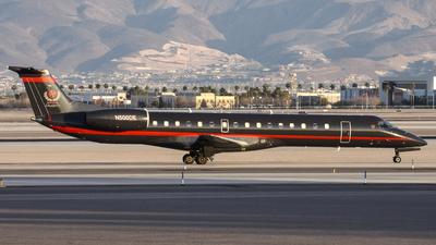 A picture of N500DE - Embraer ERJ145EP - [145084] - © BaszB