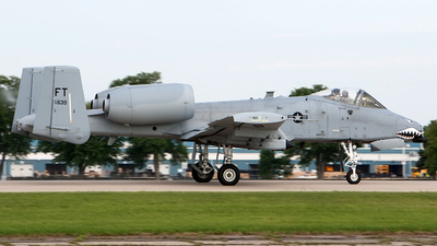 78-0639 - Fairchild A-10C Thunderbolt II - United States - US Air Force (USAF)