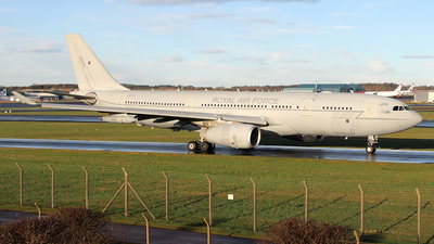 A picture of ZZ333 - Airbus KC2 Voyager (A330243MRTT) -  - © Ian Howat