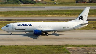 PR-SDT - Boeing 737-4B6(SF) - Sideral Air Cargo