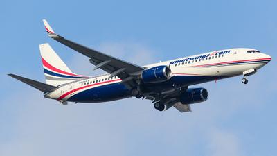 N624XA - Boeing 737-86J - SmartWings (Swift Air)